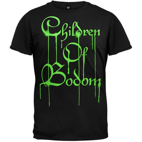 Children Of Bodom - Dripping Logo T-Shirt