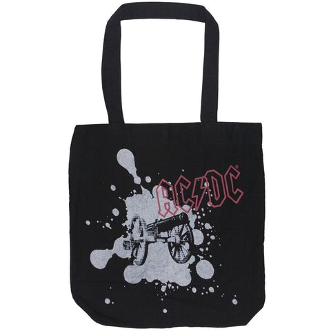 AC/DC - Cannon Tote Bag