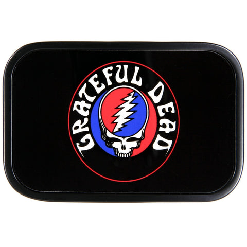 Grateful Dead - Steal Your Face Circle Logo Belt Buckle
