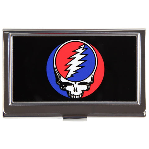 Grateful Dead - Steal Your Face Business Card Holder