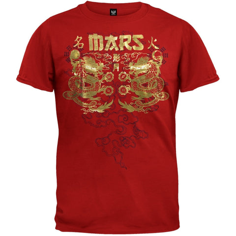 30 Seconds To Mars - Oriental Seal T-Shirt