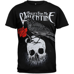Bullet For My Valentine - Raven T-Shirt