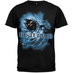 Disturbed - Blue Fade T-Shirt