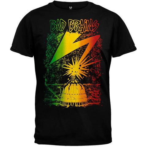 Bad Brains - Rasta Fade T-Shirt