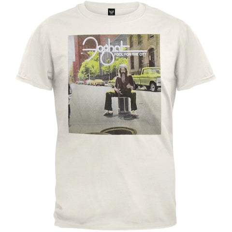 Foghat - Fool For The City Soft T-Shirt