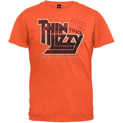 Thin Lizzy - 79 Tour Soft T-Shirt
