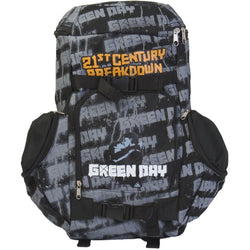 Green Day - Breakdown Backpack