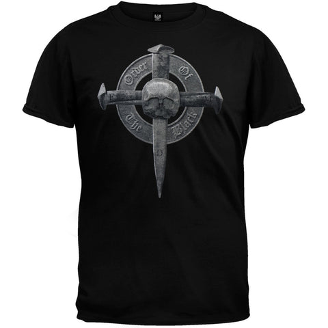 Black Label Society - Order Of The Black Tour T-Shirt
