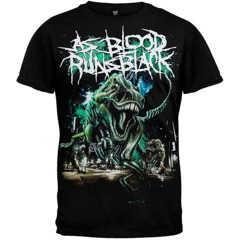 As Blood Runs Black - T-Rex T-Shirt