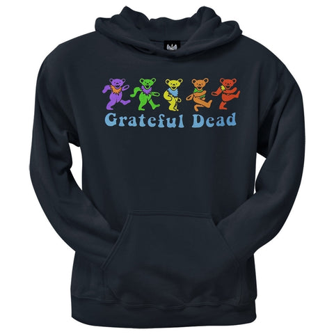 Grateful Dead - Dancing Bears Pullover Hoodie