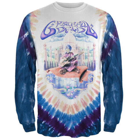 Grateful Dead - Carpet Ride Tie Dye Long Sleeve T-Shirt