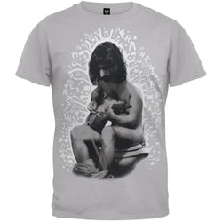Frank Zappa - On The Pot Premium Print T-Shirt
