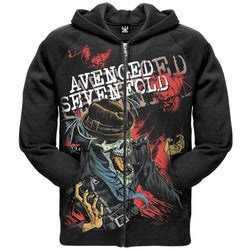 Avenged Sevenfold - Screaming Zip Hoodie