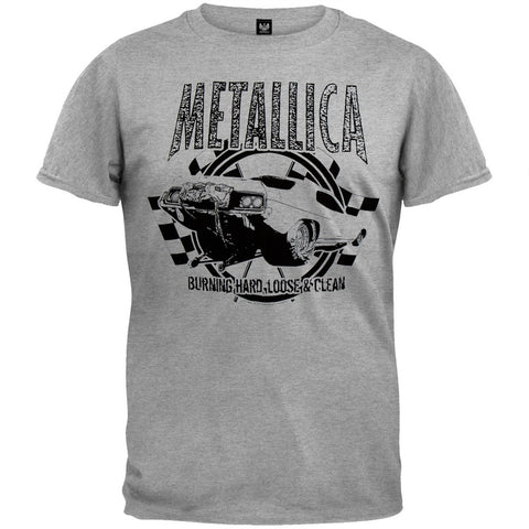 Metallica - Burning Hard T-Shirt