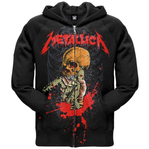 Metallica - Alien Birth Zip Hoodie