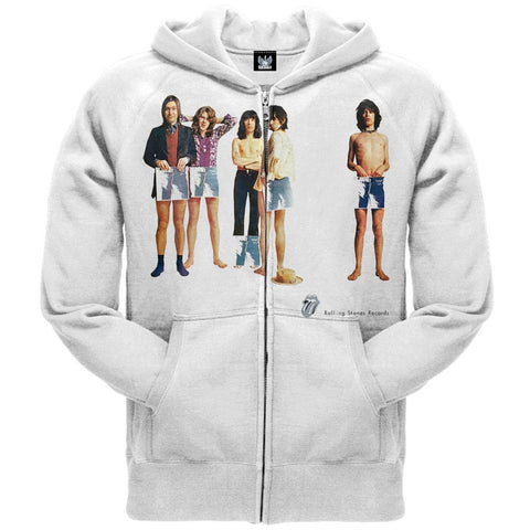 Rolling Stones - Sticky Fingers Press Zip Hoodie