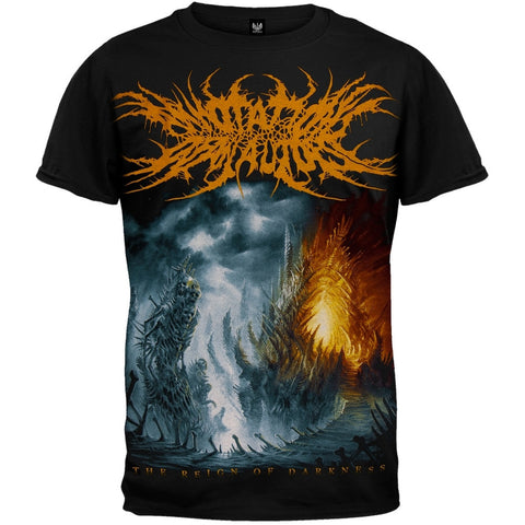 Annotations Of An Autopsy - The Reign Of Darkness T-Shirt
