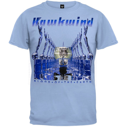Hawkwind - Blood Of The Earth T-Shirt