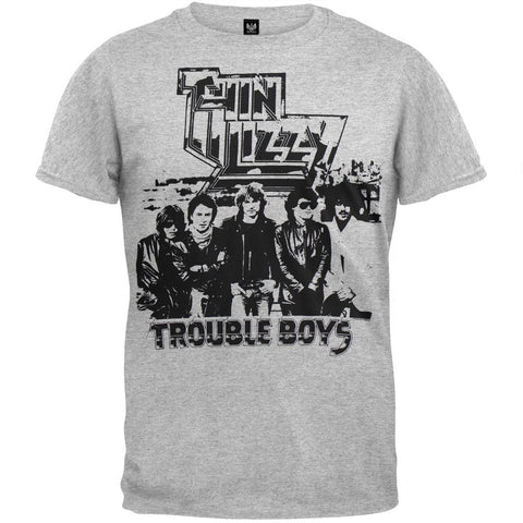 Thin Lizzy - Trouble Boys T-Shirt