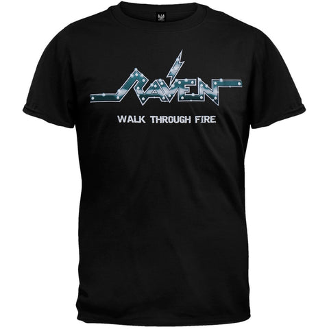 Raven - Walk Through Fire T-Shirt