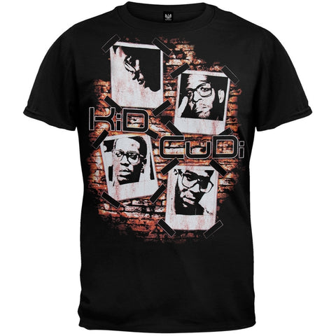 Kid Cudi - Photos T-Shirt