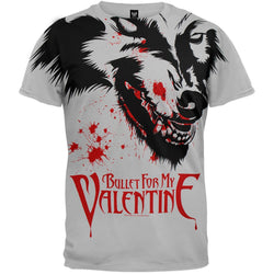 Bullet For My Valentine - Werewolf All Over T-Shirt