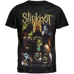 Slipknot - Sickness All-Over T-Shirt