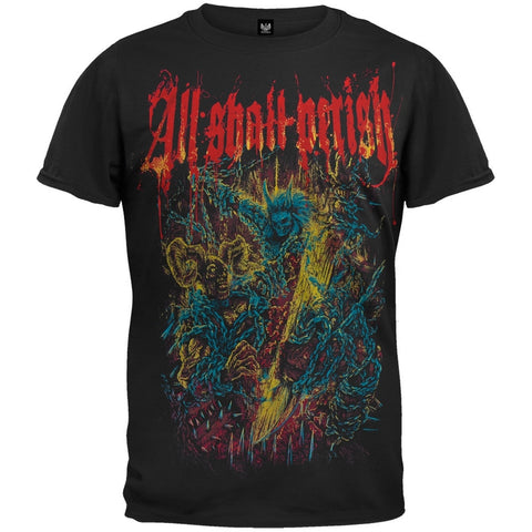 All Shall Perish - Chains T-Shirt