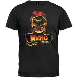 Misfits - Red Ghoul T-Shirt