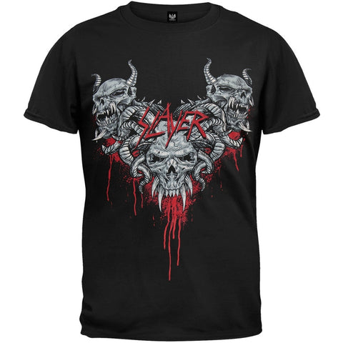 Slayer - Demonic Crest T-Shirt
