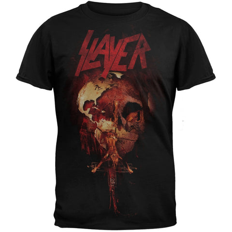Slayer - Globe T-Shirt