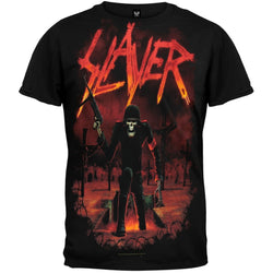 Slayer - Seasons Soldier T-Shirt