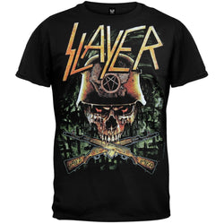 Slayer - Skull N Rifles T-Shirt
