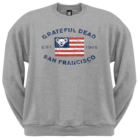 Grateful Dead - American Bear Sweatshirt
