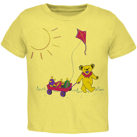 Grateful Dead - Wagon Banana Toddler T-Shirt