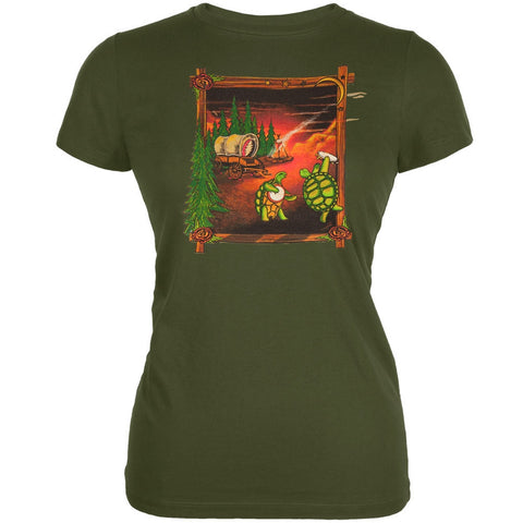 Grateful Dead - Covered Wagon Juniors T-Shirt