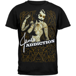 Janes Addiciton - Tour 2009 Soft T-Shirt