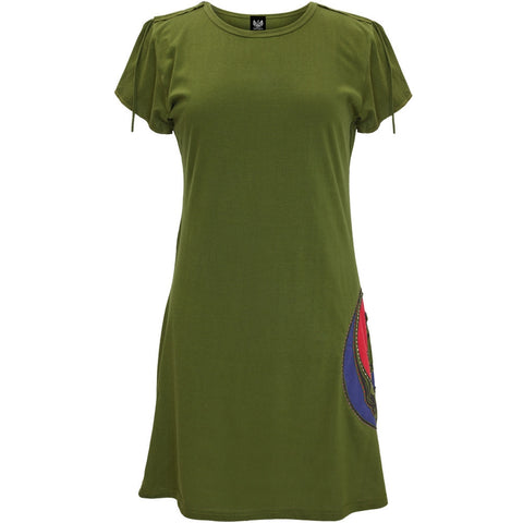 Grateful Dead - SYF Juniors Cinch Sleeve Dress