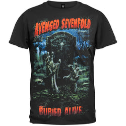 Avenged Sevenfold - Buried Alive Soft T-Shirt