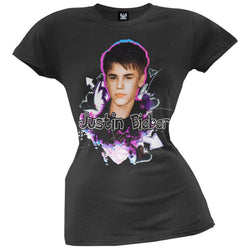 Justin Bieber - Arrows And Hearts Juniors T-Shirt