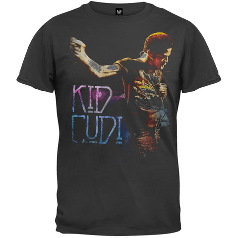 Kid Cudi - Closed Eyes Soft T-Shirt