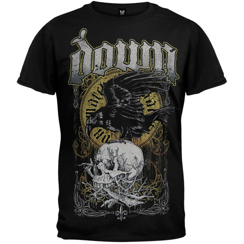 Down - Jumbo Crow T-Shirt