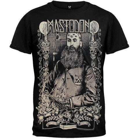 Mastodon - Beard T-Shirt
