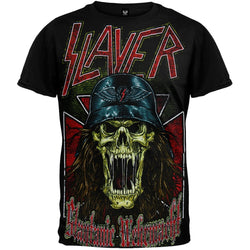 Slayer - Wehrmacht Skull T-Shirt