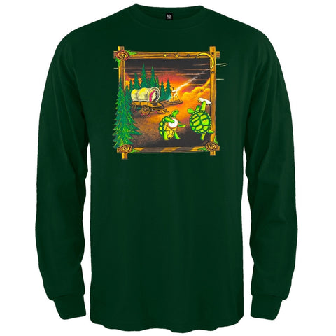 Grateful Dead - Covered Wagon Forest Long Sleeve T-Shirt