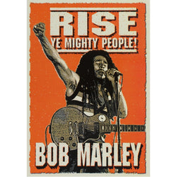 Bob Marley - Rise Decal 6 x 4