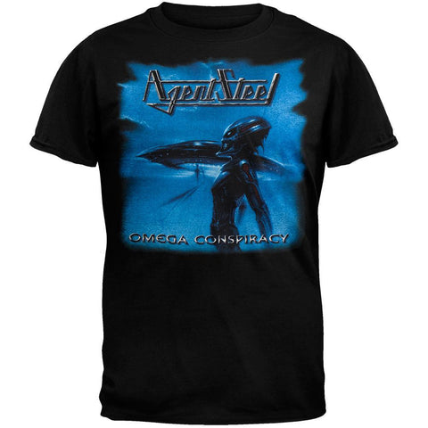 Agent Steel - Album Cover T-Shirt