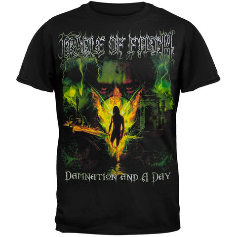 Cradle Of Filth - Damnation T-Shirt