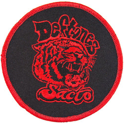 Deftones - Sacto Patch