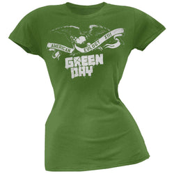 Green Day - American Eulogy Juniors T-Shirt